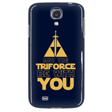 The Legend Of Zelda May The Triforce Be With You Phone Case - NerdKudo - 3