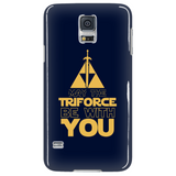The Legend Of Zelda May The Triforce Be With You Phone Case - NerdKudo - 4