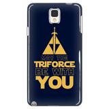 The Legend Of Zelda May The Triforce Be With You Phone Case - NerdKudo - 1