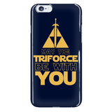 The Legend Of Zelda May The Triforce Be With You Phone Case - NerdKudo - 7