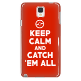 Pokemon Keep Calm And Catch 'Em All Phone Case - NerdKudo - 2