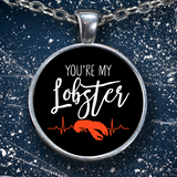 F.R.I.E.N.D.S You're My Lobster Necklace