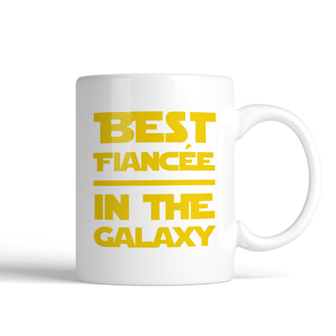Star Wars Best Fiancee In The Galaxy Mug