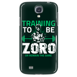One Piece Training To Be Zoro Or Remain The Same Phone Case - NerdKudo - 3