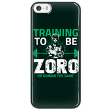 One Piece Training To Be Zoro Or Remain The Same Phone Case - NerdKudo - 5