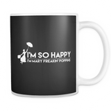 Grey's Anatomy I'm So Happy I'm Mary Freakin' Poppins Mug - NerdKudo - 1