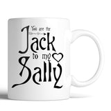 The Nightmare Before Christmas You are The Jack To My Sally 11oz Mug - Choose Your Style Below