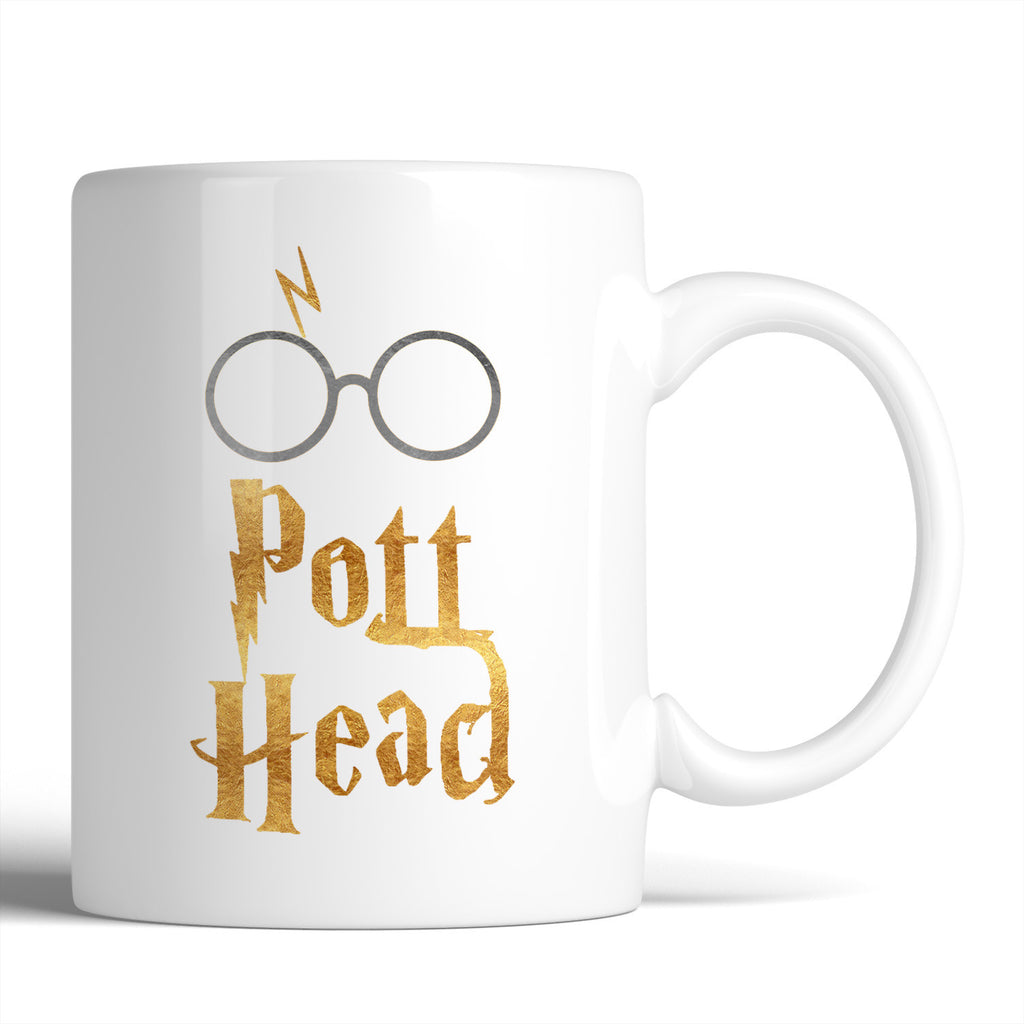 Harry Potter Pott Head 11oz Mug