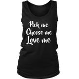 Grey's Anatomy Pick Me Choose Me Love Me Shirt - NerdKudo - 8