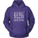 Gilmore Girls I Just Want To Read Books, Drink Coffee & Live In Stars Hollow Shirt - NerdKudo - 6