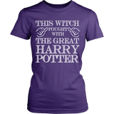 Harry Potter This Witch Fought With The Great Harry Potter - NerdKudo - 8