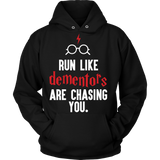Harry Potter Run Like Dementors Are Chasing You - NerdKudo - 5