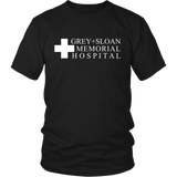 Grey's Anatomy Grey Sloan Memorial Hospital Shirt - NerdKudo - 1
