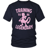 Pokemon Mew Two Training To Be Legendary Shirt - NerdKudo - 4