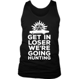 Supernatural Get In Loser We're Going Hunting Shirt - NerdKudo - 7