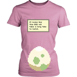 Pokemon It Looks Like This Egg Will Take a Long Time To Hatch Funny Maternity Pregnancy Shirt - NerdKudo - 11