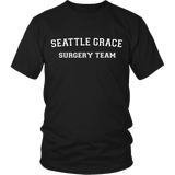 Grey's Anatomy Seattle Grace Surgery Team Shirt - NerdKudo - 1