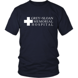 Grey's Anatomy Grey Sloan Memorial Hospital Shirt - NerdKudo - 5