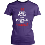 Pokemon Team Rocket Keep Calm And Prepare For Trouble Shirt - NerdKudo - 10