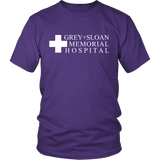 Grey's Anatomy Grey Sloan Memorial Hospital Shirt - NerdKudo - 4
