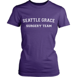 Grey's Anatomy Seattle Grace Surgery Team Shirt - NerdKudo - 8