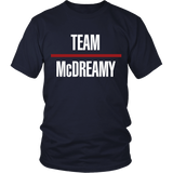 Grey's Anatomy Team McDREAMY Shirt - NerdKudo - 3