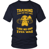 Pokemon Training To Be The Very Best Like No One Ever Was Shirt - NerdKudo - 6