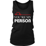Grey's Anatomy You're My Person Couple Shirt - NerdKudo - 7