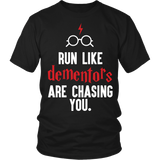 Harry Potter Run Like Dementors Are Chasing You - NerdKudo - 3