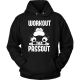 Pokemon Snorlax Workout Then Passout Shirt - NerdKudo - 8