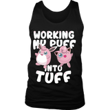 Pokemon Jigglypuff Working My Puff Into Tuff Shirt - NerdKudo - 5