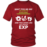 Pokemon Don't Piss Me Off I'm Close To Evolving Shirt - NerdKudo - 2