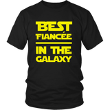 Star Wars Best Fiancee In The Galaxy Shirt - NerdKudo - 4