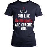 Harry Potter Run Like Dementors Are Chasing You - NerdKudo - 9
