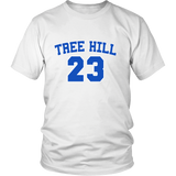 One Tree Hill Ravens Scott #23 Shirt - NerdKudo - 1