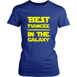 Star Wars Best Fiancee In The Galaxy Shirt - NerdKudo - 11