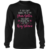 Gilmore Girls If You Can't Handle Me At Paris Geller You Don't Deserve Me At My Rory Gilmore Shirt - NerdKudo - 6