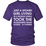 Harry Potter Just A Wizard Girl Living In A Muggle World - NerdKudo - 1