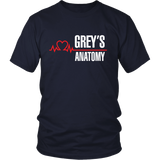 Grey's Anatomy Shirt - NerdKudo - 2