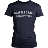 Grey's Anatomy Seattle Grace Surgery Team Shirt - NerdKudo - 9