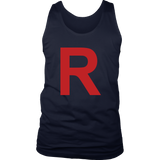 "Pokemon Team Rocket ""R"" Shirt - NerdKudo - 5"