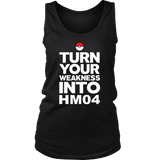 Pokemon Turn Your Weakness Into HM04 Shirt - NerdKudo - 11