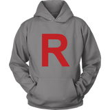 "Pokemon Team Rocket ""R"" Shirt - NerdKudo - 10"