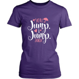 Gilmore Girls You Jump, I Jump, Jack Shirt - NerdKudo - 9