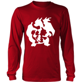 Pokemon Charmander Charmeleon Charizard Evolution Shirt - NerdKudo - 7