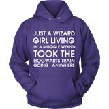 Harry Potter Just A Wizard Girl Living In A Muggle World - NerdKudo - 6