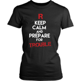 Pokemon Team Rocket Keep Calm And Prepare For Trouble Shirt - NerdKudo - 9
