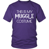 Harry Potter This Is My Muggle Costume - NerdKudo - 1