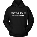 Grey's Anatomy Seattle Grace Surgery Team Shirt - NerdKudo - 5