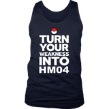 Pokemon Turn Your Weakness Into HM04 Shirt - NerdKudo - 5